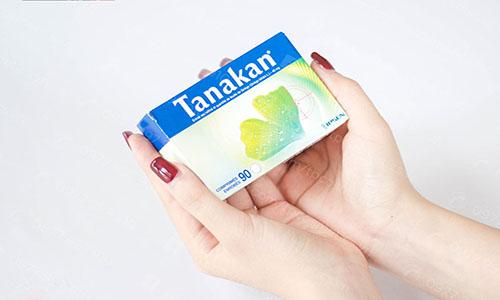 Dược sĩ hướng dẫn sử dụng thuốcTanakan