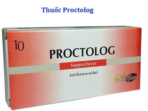 Tác dụng phụ khi dùng thuốc Proctolog®