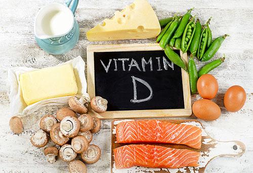 Bổ sung vitamin D là điều cần thiết giúp xương chắc khỏe