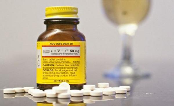 Naltrexone - thuốc hỗ trợ cai nghiện rượu