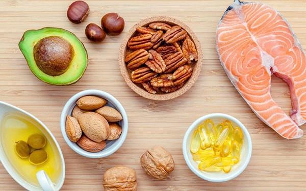 Các loại thực phẩm giàu DHA cho trẻ