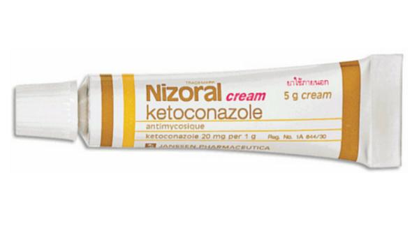 Thuốc Nizoral cream có tác dụng phụ gì?