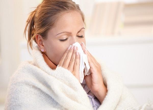 <center><em>Cảm cúm là bệnh truyền nhiễm lây qua đường hô hấp</em></center>