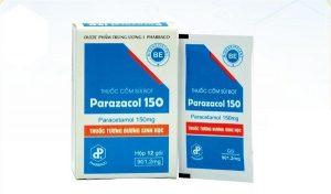 Dược sĩ tư vấn các thông tin cần biết về thuốc Parazacol 150